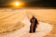 monks-path-sunset-landscape