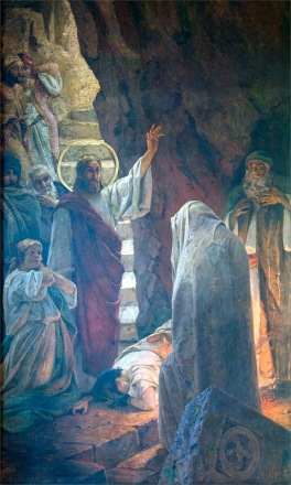 the-resurrection-of-lazarus