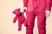 red-bear-child-childhood