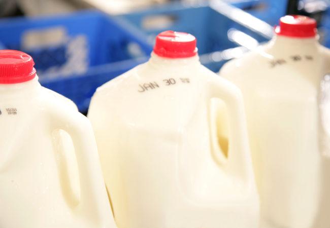 Milk Bottling