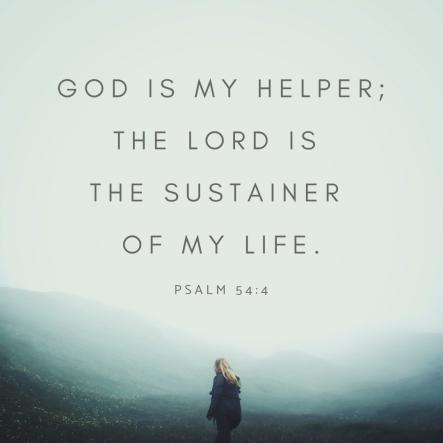 psalm 54-4